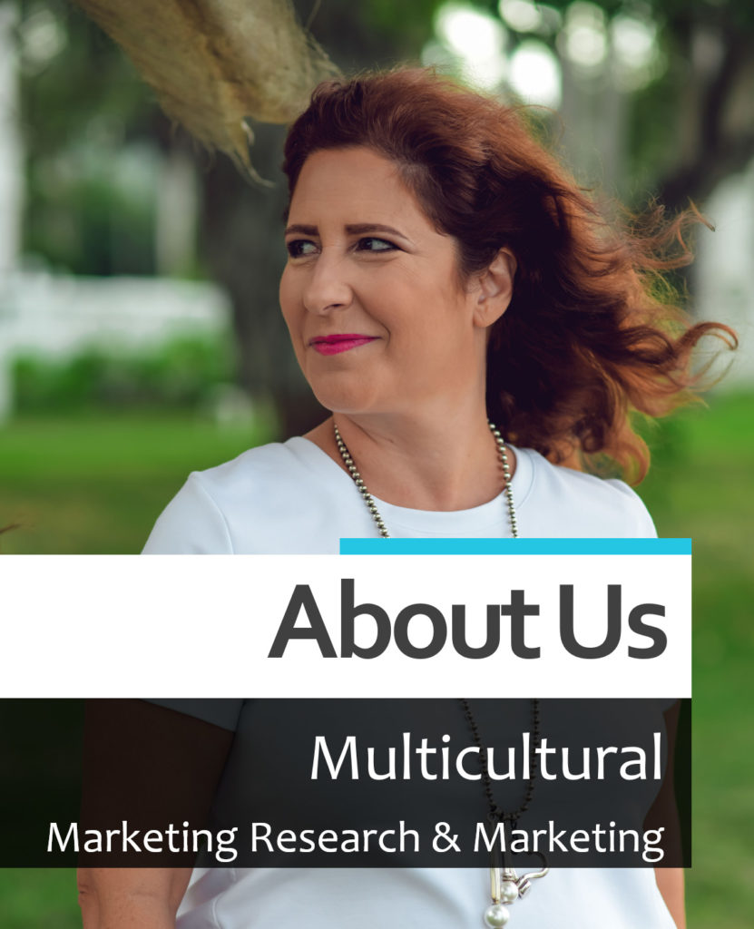 About Us - Multicultural Marketing Research Services